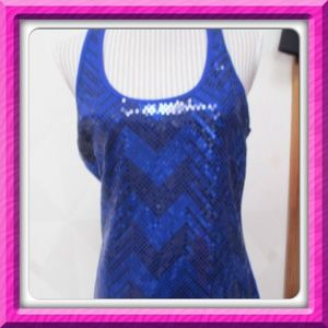 NWT🌟🌟FABULOUS Sequined Tank